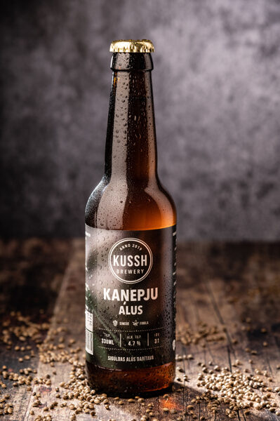 Hemp beer (0,33l x 16)